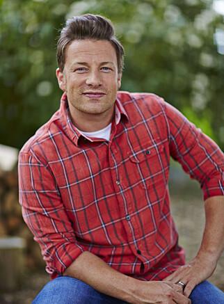 NY BOK: Jamie Oliver er ute med sin 21. kokebok og åpner restauranter i Norge. Foto: David Loftus (c) Jamie Oliver Enterprises Limited