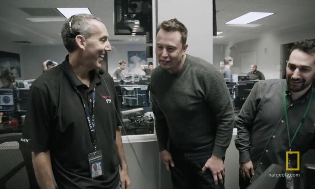 image: Elon Musk jubler hemningsløst over historisk landing