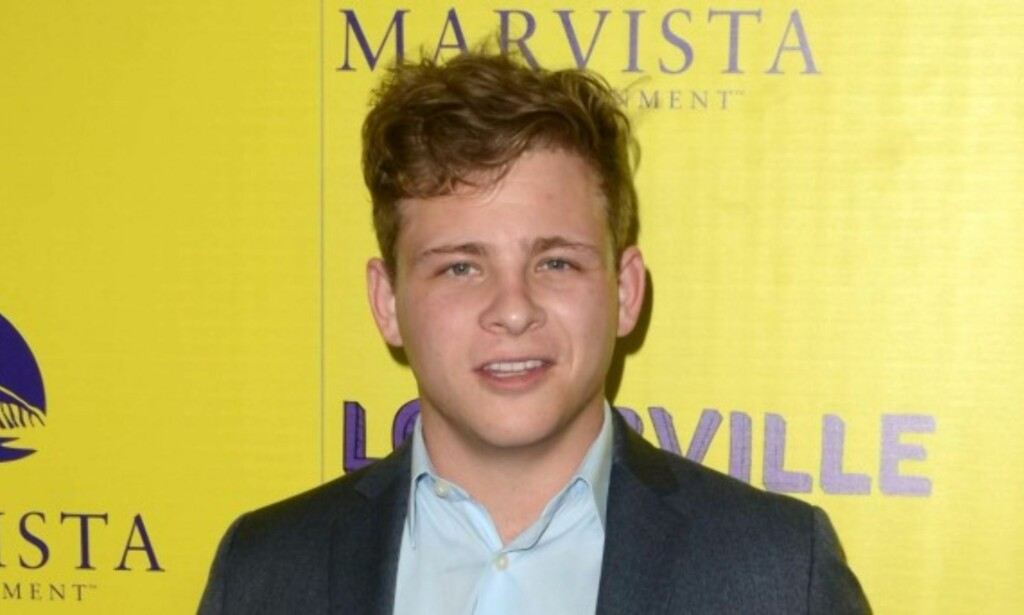 BLITT VOKSEN: Jonathan Lipnicki på «Loserville»-premieren i Hollywood i september 2016. Foto: Splash News/ NTB scanpix