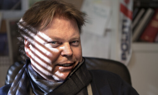 SAVNER POLITIET: Jørn Lier Horst sluttet i politiet i 2013 - og savner kameratskapet Foto: Anders Grønnenberg