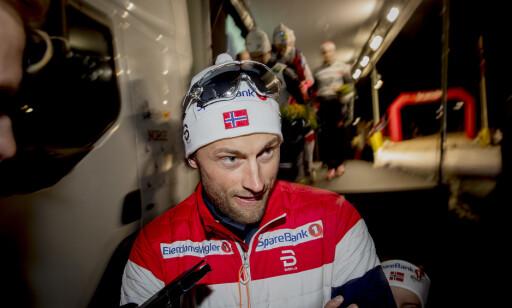 MOTSTAND: Petter Northug opplever at Vidar Løfshus er imot ham. Foto: Bjørn Langsem / Dagbladet
