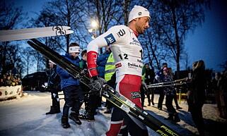 SER FRAMOVER: Petter Northug retter blikket framover mot OL. Foto: Bjørn Langsem / Dagbladet