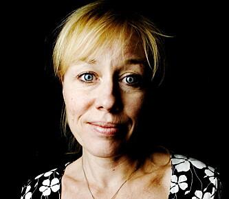 SKEPTISKE FORBRUKERE: Annechen Bahr Bugge forteller at norske forbrukere er skeptiske til oppdrettsfisk. Foto Adrian Øhrn Johansen / Dagbladet