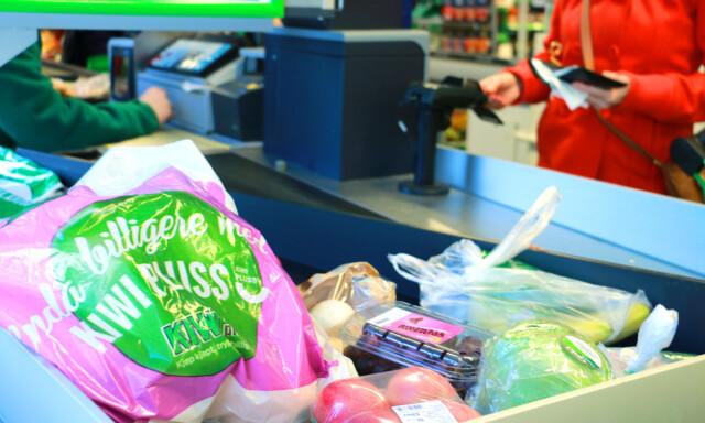 ebc3acfc KIWI VINNER MED RABATT: Kiwi er billigst når vi trekker fra bonus ved bruk  av