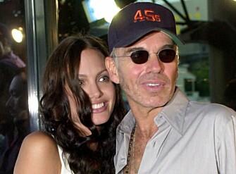 VAR GIFT: Angelina Jolie og Billy Bob Thornton var gift i tre år på starten av 2000-tallet. Foto: NTB scanpix