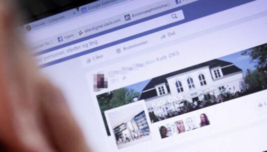 Sjekk hva vilt fremmede kan se på Facebook-profilen din