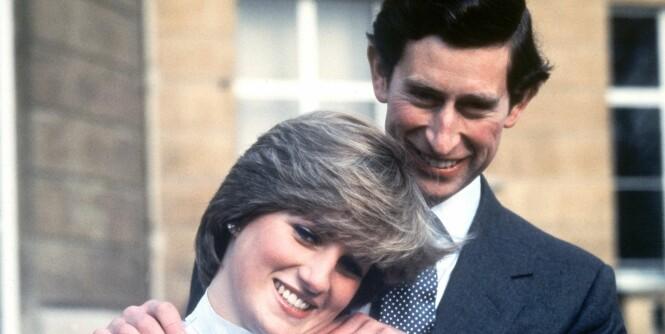 Ser du hva som er feil med alle de kjente bildene av prins Charles og prinsesse Diana?