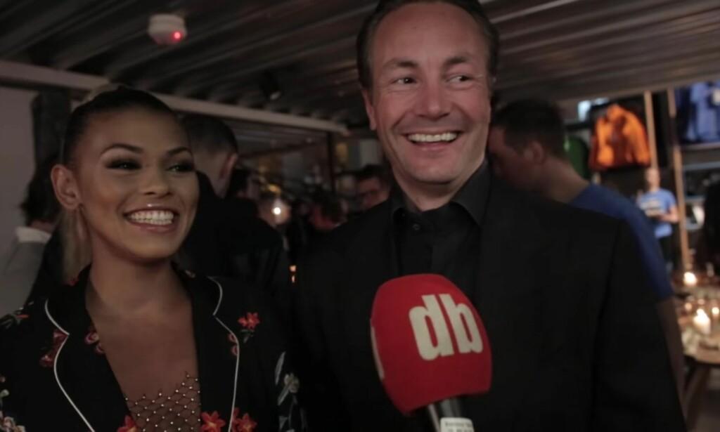 LATTERMILDE: Om det blir bryllup på Aexandra Joner og kjæresten gjenstår å se. Foto: Sveinung Uddu Ystad / Dagbladet