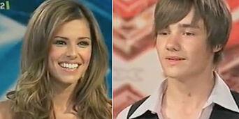 image: Her møtes Liam (14) og Cheryl (24) for første gang. Nå er de foreldre