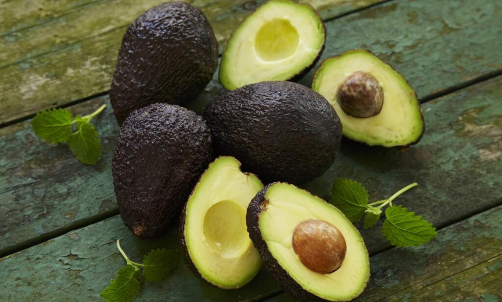POPULÆR: I snitt spiser vi nordmenn ni avokadoer hver per år. Foto: Frukt.no