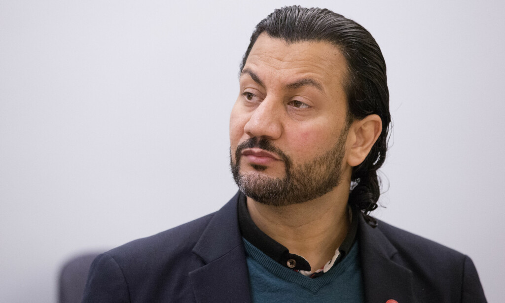 FÅR KRITIKK: Leder i Islamsk Råd Norge, Mehtab Afsar. Foto: Håkon Mosvold Larsen / NTB scanpix