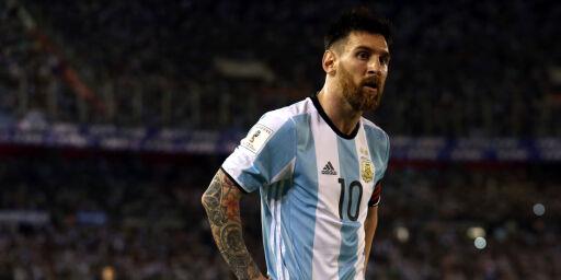 image: Messi utestengt i fire kamper for å ha skjelt ut assistentdommer