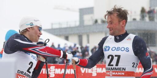 image: Norsk talent slo Kalla. Brandsdal vant og nærmer seg OL-billett