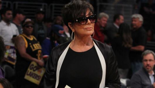 I TRØBBEL: Om Kris Jenner ikke får opp seertallene til «Keeping Up With the Kardashians» blir serien tatt av skjermen. Foto: NTB scanpix