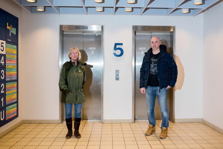 Fikk tilståelsen:Hjelpepleier Ingunn Larsen og avdelingsleder Jim Juliussen ved sykehuset i Namsos.
