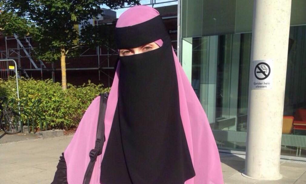 KONTROVERSIELT: Ansettelsen av Leyla Hasic i Islamsk Råd er omstridt. Kulturdepartementet vurderer om organisasjonen oppfyller kravet til statsstøtte. Samtidig har en rekke store muslimske menigheter vurdert å melde seg ut av paraplyorganisasjonen. Foto: Privat