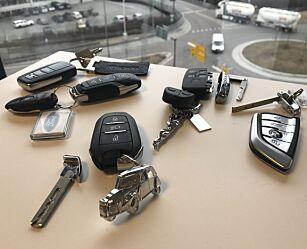 image: Dette må du betale om du mister bilnøkkelen