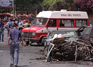image: Da mafiaen drepte sjefetterforskeren med ei 300 kilos bilbombe, fikk Palermo nok
