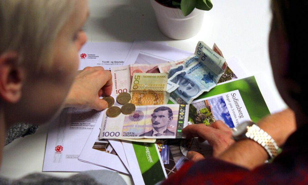 image: Renteoversikt: Ingen av storbankene kommer blant de ti beste bankene