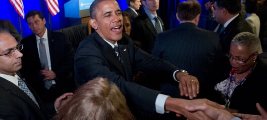 Obamas «private hær» som skal redde presidentens ettermæle