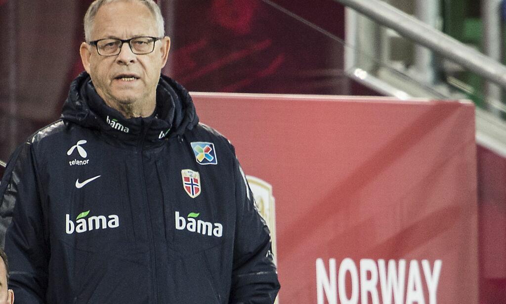 image: Fagermo stemplet Lagerbäcks uttalelse som «trist»: - Må våge å fortelle fakta, svarer svensken