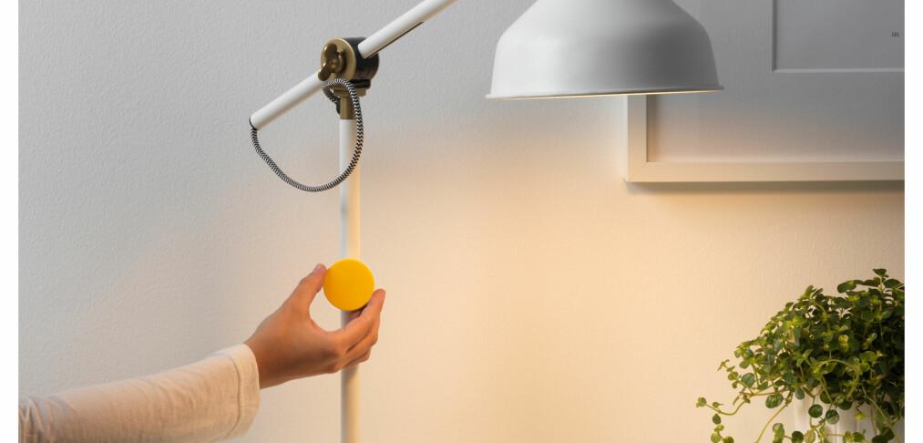 Nå kan du styre de nye Ikea-lyspærene fra mobilen