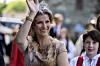 Prinsesse Märtha og Ari Behn på stortingsvalgliste