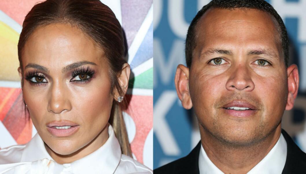 <strong>NYTT PAR:</strong> Lykken smiler til Jennifer Lopez igjen. Foto: NTB Scanpix