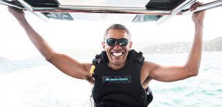 image: Obama-familiens nye liv