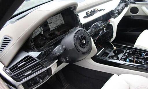 image: Nye BMW-raid: Denne bilen koster det 150 000 kroner å reparere