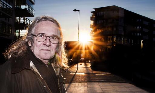 KOM TIL MEG: Forfatter Ingvar Ambjørnsen ble overrasket over at Elling plutselig dukket opp i hans liv igjen. Foto: Hans Arne Vedlog