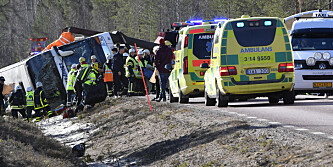 Busselskapet nekter for at bussen hadde alvorlige mangler