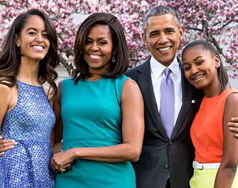 Slik er Obama-familiens nye liv