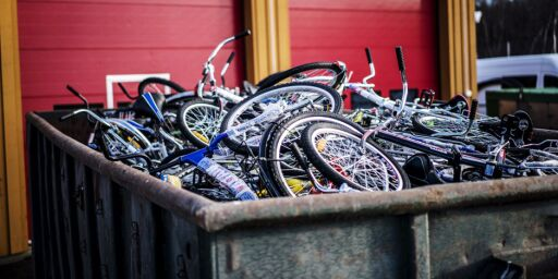 image: Det handler ikke om sykler, men om mennesker