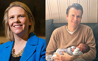 image: Sylvi Listhaug viser frem sin nyfødte sønn: - Stor stas