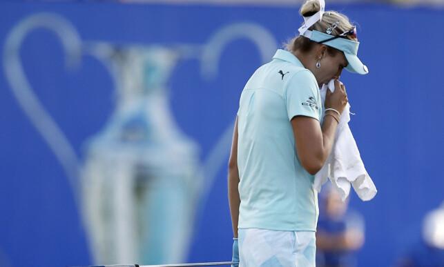 Golfverden me harnisk: Supertabben kostet Lexi (22) seieren, los hombres ... - Dagbladet.no 1
