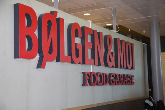 Bølgen & Moi Food Garage åpner i 1. etasje der Monolitten lå før.