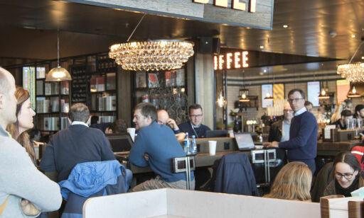image: Glem baguetten på Gardermoen: Nå åpnes 17 nye spisesteder