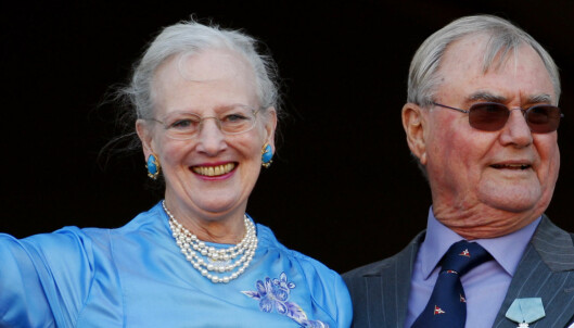 Prins Henrik henger fortsatt med geipen etter kongebråk