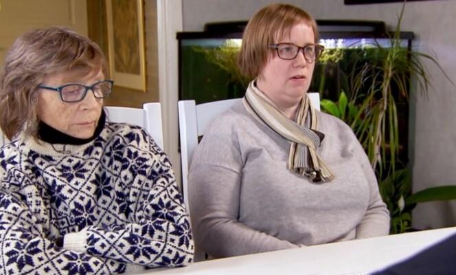 TØFT: Det blir tøft for Ann Kristin å høre at Namsmannen allerede er i gang med å trekke av lønna hennes. Foto: TV3