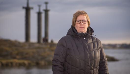 SORGREAKSJON: Ann Kristins forbruk økte etter at faren hennes gikk bort for tre år siden. Foto: TV3