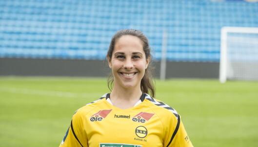 <strong>LSK-KAPTEIN:</strong> Ingrid Moe Wold. Foto: Hans Arne Vedlog