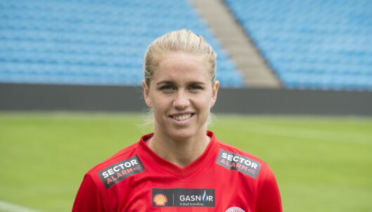 <strong>AVALDSNES:</strong> Elise Thorsnes. Foto: Hans Arne Vedlog