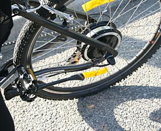 Nå kan el-sykkelen brukes i utmark