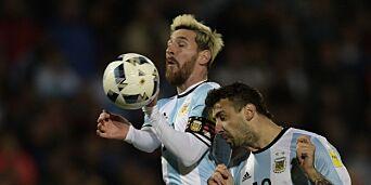 image: Var anonyme i Norge. I dag herjer de i internasjonal fotball: - Utrolig! Han var tung og kraftig