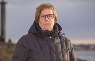 SORGREAKSJON: Ann Kristins Jakobsens forbruk økte etter at faren hennes gikk bort for tre år siden. Foto: TV3