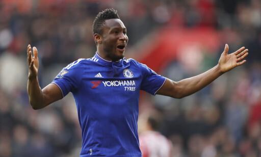 GIGANT: John Obi Mikel er trolig tidenes beste utenlandske spiller som har fortid i norsk fotball. Nigerianeren var ikke lenge i Lyn før Chelsea tok fram pengesekken. Foto: NTB Scanpix