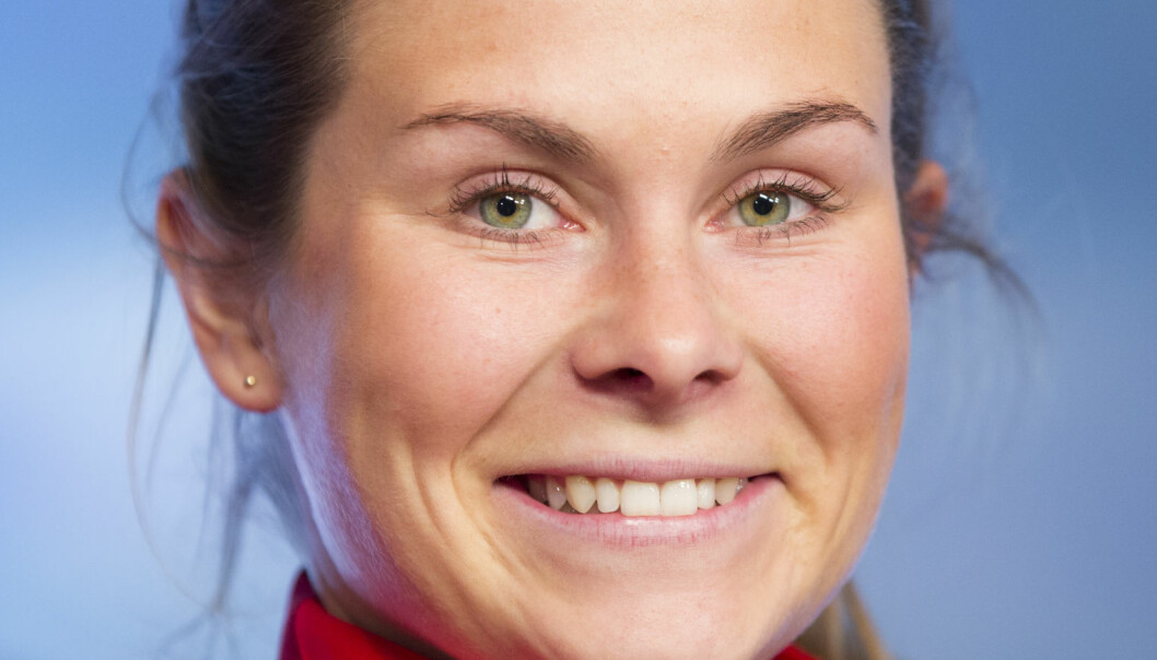 Landslagsspiller Emilie Haavi med kjevebrudd: - Smertefulle og tøffe dager