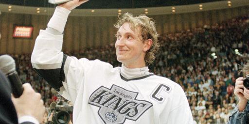 image: Wayne Gretzky er rekordmannen framfor noen. - Rekordene hans vil aldri bli slått