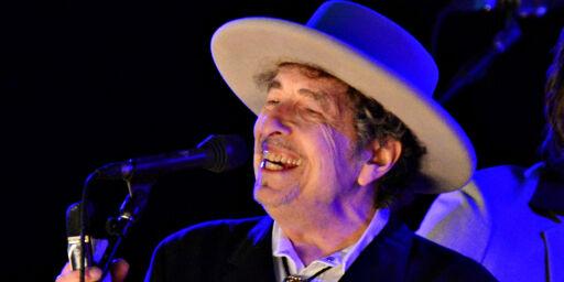 image: Monumentalt fra Bob Dylan